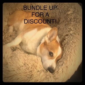Bundle discounts! 10% off any two items or more!